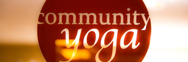 Community Yoga Class, Saturday, Oct. 15